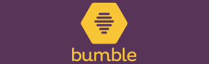 bumble online dating app logo