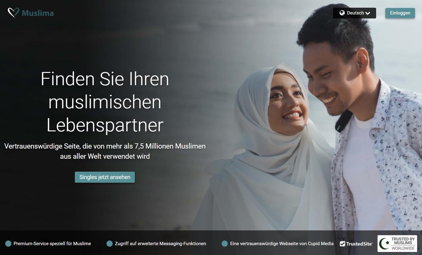 Muslimische Hochzeiten bei Muslima